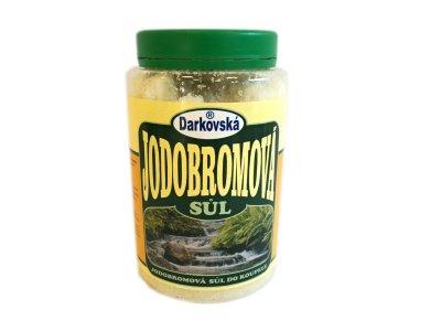 Jodobromová sůl (2)