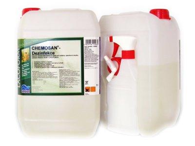 Desinfekce Chemosan