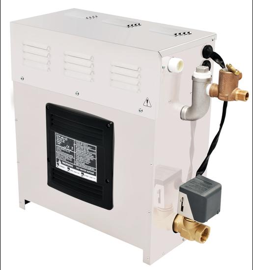Parní generátor SENTIOTEC 4,5 kW.