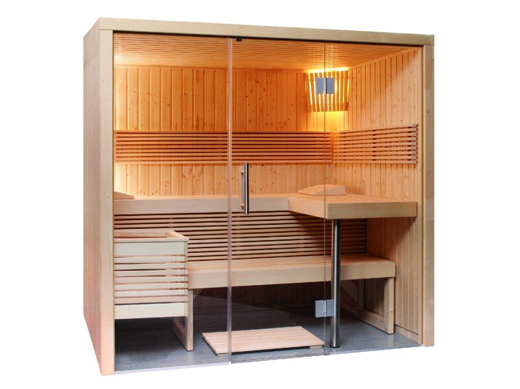 finská sauna panorama small