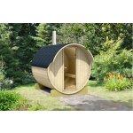 Finská sudova sauna 220