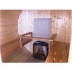 Venkovní sudová sauna 250