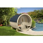 Venkovní sudova sauna 280