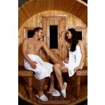Finská sudová sauna 250