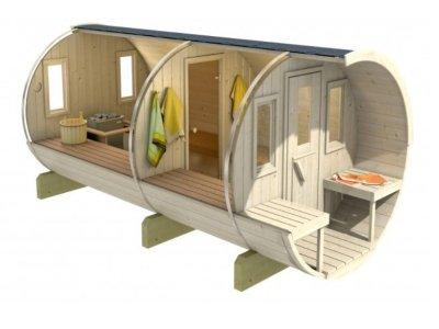 Sudova sauna 330 terras a