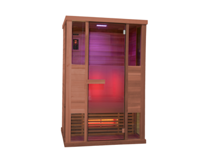 Infrasauna Phönix Medium