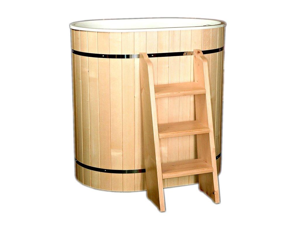 Schůdky dřevěné