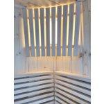 Saunová kabina Panorama Small