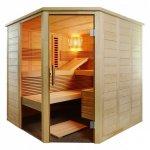 Kombinované sauny