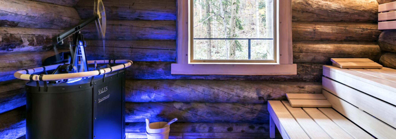 SaunaMaster, topidlo pro saunové ceremoniály